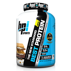 BPI Sports Best Protein 2.63kg (*Please note this product is not eligible for same day delivery.)