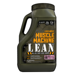 Grenade Muscle Machine Lean 1.84kg (*Please note this product is not eligible for same day delivery.)