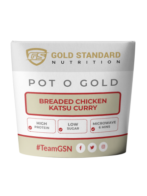 Gold Standard Nutrition Pot O Gold Protein Ready Meals