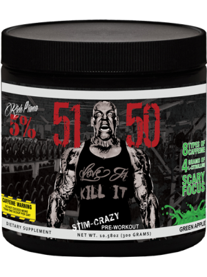 Rich Piana 5% Nutrition 5150 Pre Workout 30 Servings