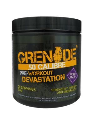 Grenade .50 Calibre - 20 Servings (*Please note this product is not eligible for same day delivery.)