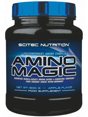 Scitec Nutrition Amino Magic 500g - 25 Servings