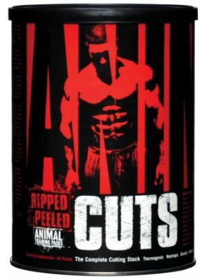 Universal Nutrition Animal Cuts - 42 Packs [Call 0114 438 8856 Before 3pm To Order.. Collect In-Store NEXT DAY!]