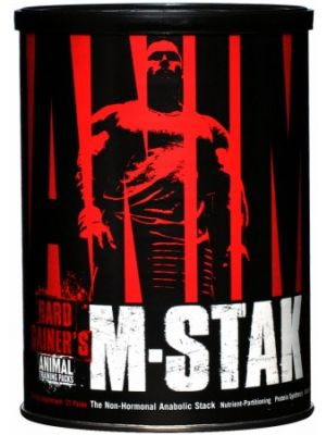 Universal Nutrition Animal M-Stak - 21 Packs [Call 0114 438 8856 Before 3pm To Order.. Collect In-Store NEXT DAY!]