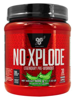 BSN N.O.-XPLODE 3.0 (600g Tub - 30 Servings)