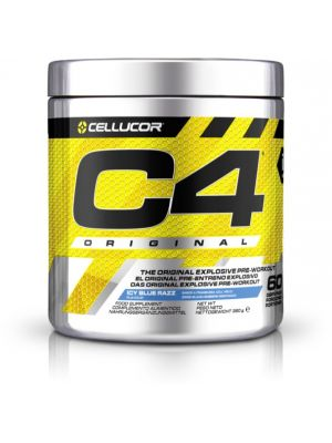 Cellucor C4 Pre Workout 4th Generation 390g - 60 Servings