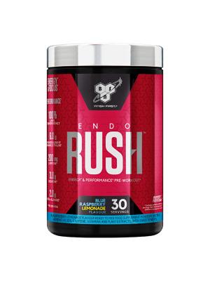 BSN Endorush Energy & Performance Pre-Workout - 30 Servings