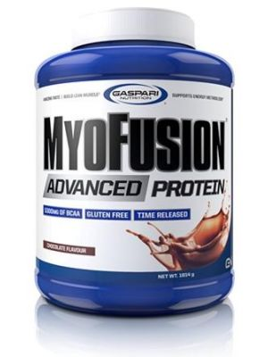 Gaspari Nutrition MyoFusion Advanced Protein 1.8kg [Call 0114 438 8856 Before 3pm To Order.. Collect In-Store NEXT DAY!]