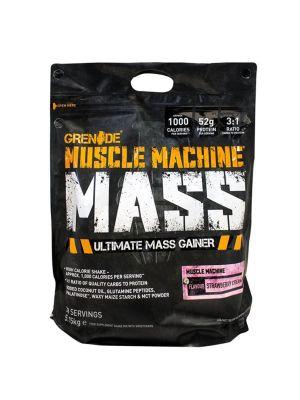 Grenade Muscle Machine Mass 5.75kg [Call 0114 438 8856 Before 3pm To Order.. Collect In-Store NEXT DAY!]