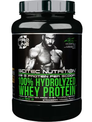 Scitec Nutrition 100% Hydrolyzed Whey Protein 910 g - 26 Servings