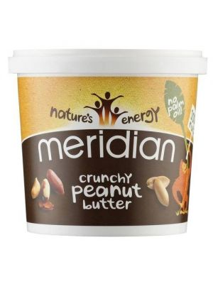 Meridian Natural Peanut Butter 1kg