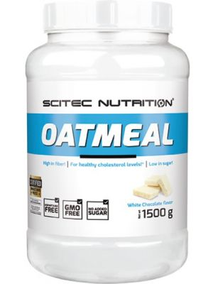 Scitec Nutrition Oatmeal 1500g 10 Servings