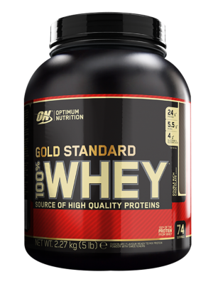 Optimum Nutrition 100% Gold Standard Whey 2.27kg