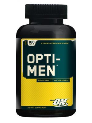 Optimum Nutrition Opti-Men - 180 Tablets [Call 0114 438 8856 Before 3pm To Order.. Collect In-Store NEXT DAY!]