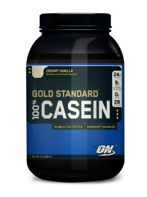 Optimum Nutrition 100% Casein Protein - 909g