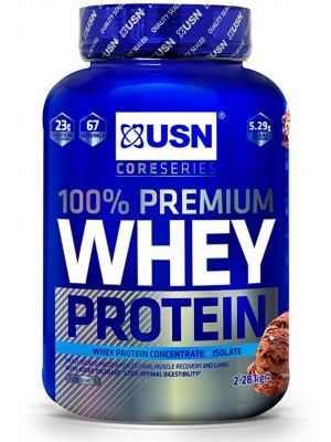 USN 100% Premium Whey 2.2kg [Call 0114 438 8856 Before 3pm To Order.. Collect In-Store NEXT DAY!]