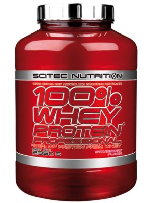 Scitec Nutrition 100% Whey Protein Professional 2350g 2.35kg