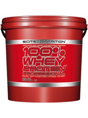 Scitec Nutrition 100% Whey Protein Professional 5000g 5kg