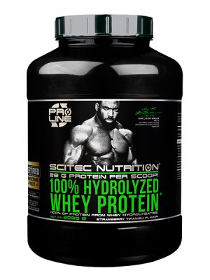 Scitec Nutrition 100% Hydrolyzed Whey Protein 2030g - 58 Servings