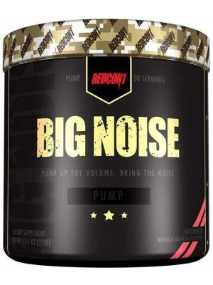 REDCON1 Big Noise Pump Formula