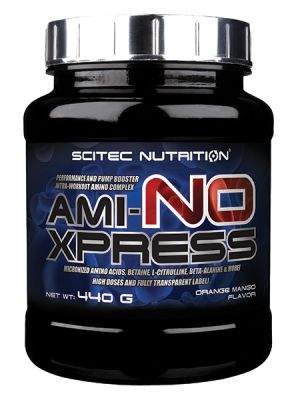 Scitec Nutrition AMI-NO XPRESS - 20 Servings