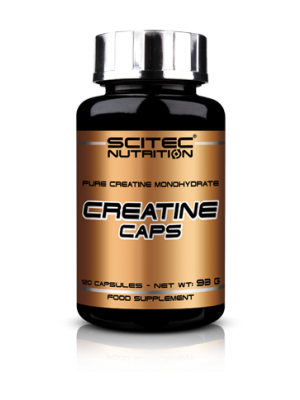 Scitec Nutrition Creatine 120 Caps