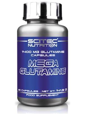 Scitec Nutrition MEGA GLUTAMINE 90 capsules – 45 servings