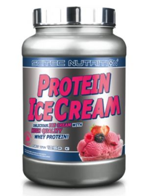 Scitec Nutrition PROTEIN ICE CREAM Delicious ice cream with high quality whey protein!
