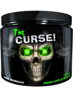 Cobra Labs The Curse Pre-Workout 50 Servings