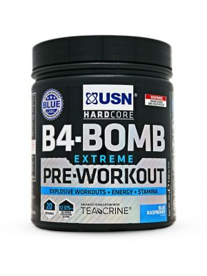 USN B4-Bomb Pre-Workout (*Please note this product is not eligible for same day delivery.)