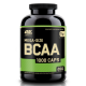 Optimum Nutrition BCAA 1000 - 200 Capsules [Call 0114 438 8856 Before 3pm To Order.. Collect In-Store NEXT DAY!]
